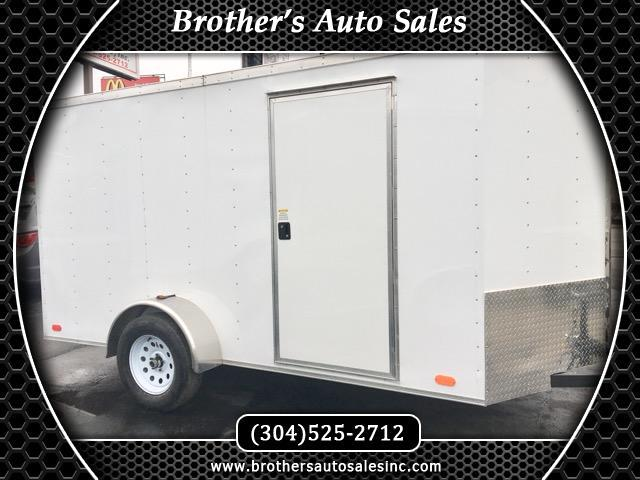 2018 Nex Haul 6 x 12 Enclosed Trailer Bullet  SA