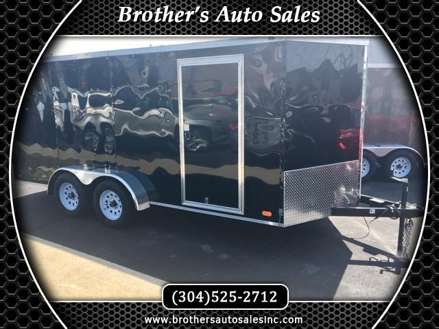 2018 Nex Haul 7 x 16 Enclosed Trailer bullet TA