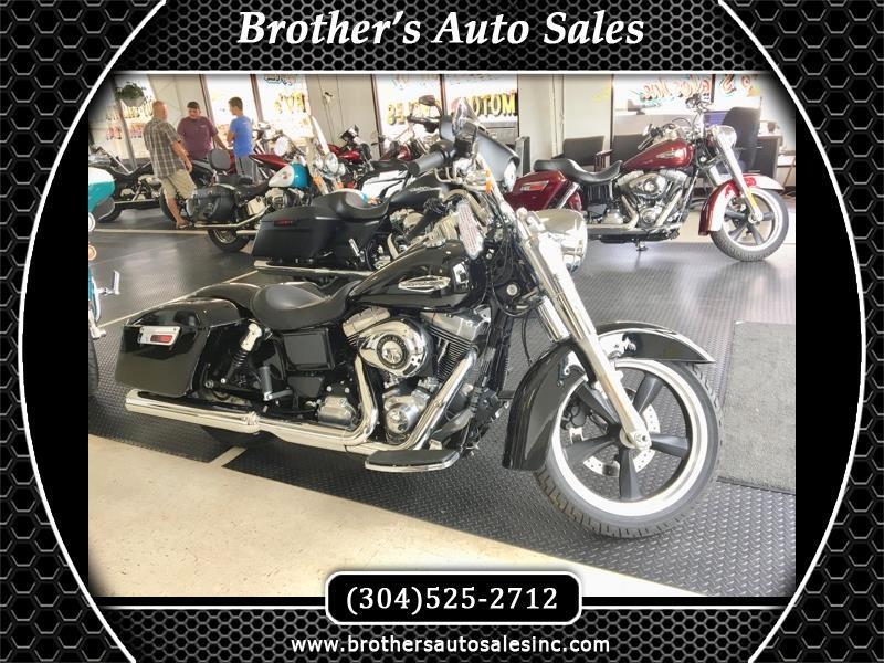 2015 Harley-Davidson Dyna Switchback FLD103