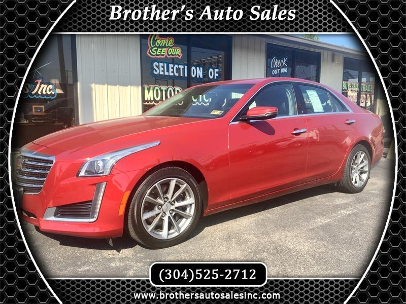 2018 Cadillac CTS 2.0L Turbo Luxury RWD