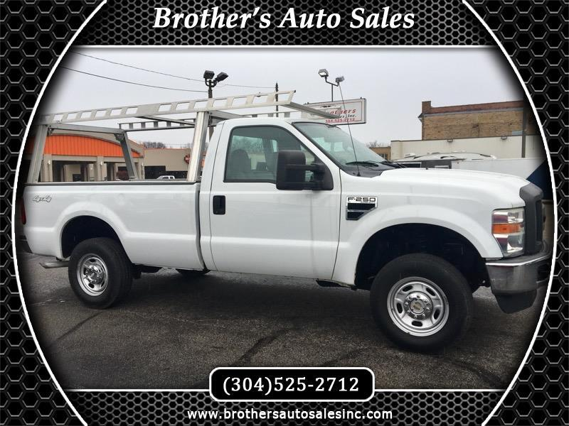 2010 Ford F-250 SD XL 4WD