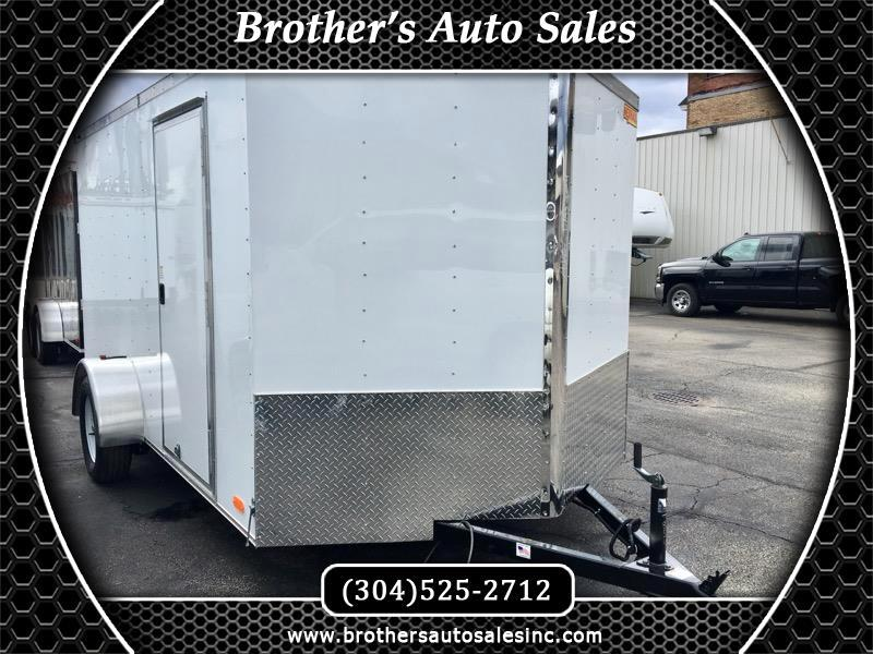 Nex Haul 7 x 12 Enclosed Trailer  2019
