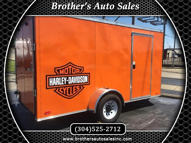 Nex Haul 6 x 12 Enclosed Trailer  2018