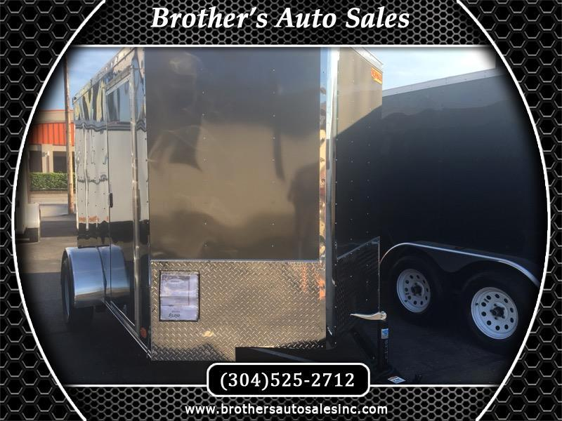Nex Haul 6 x 10 Enclosed Trailer  2019