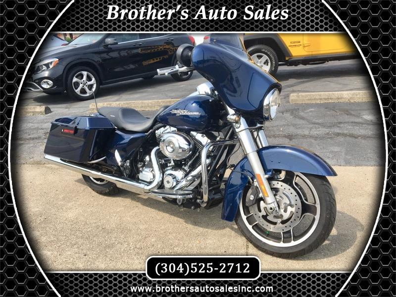 2012 Harley-Davidson FLHXI Street Glide