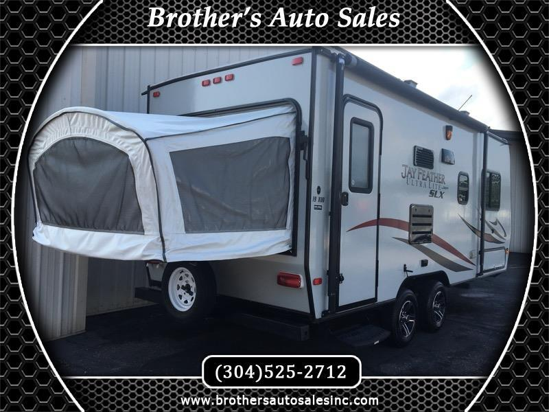 2014 Jayco Jay Feather Ultra Lite SLX M-19