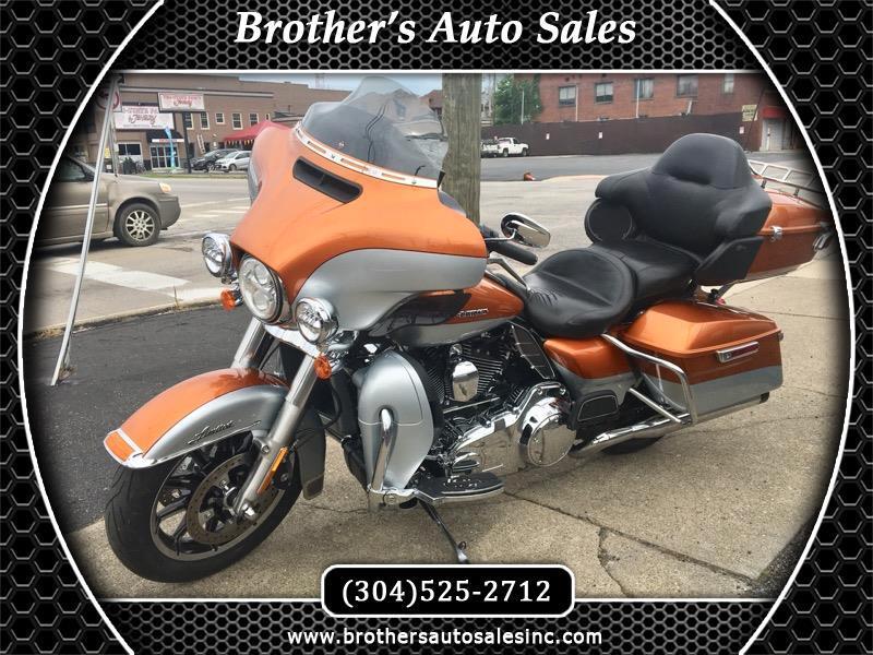 Harley-Davidson FLHTK  2014