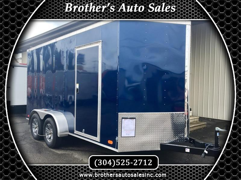 2019 Nex Haul 7 x 14 Enclosed Trailer 6