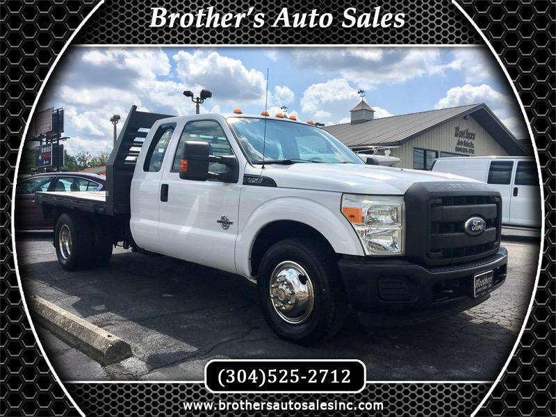 2011 Ford F-350 SD XL SuperCab 2WD