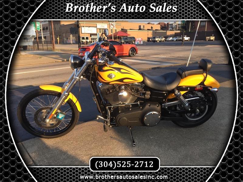 Harley-Davidson FXDWG  2011