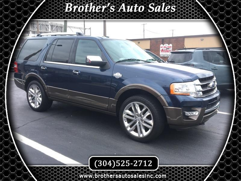 Ford Expedition King Ranch 4WD 2015