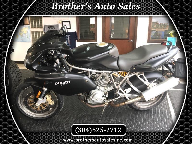 Ducati 750 SS  2001