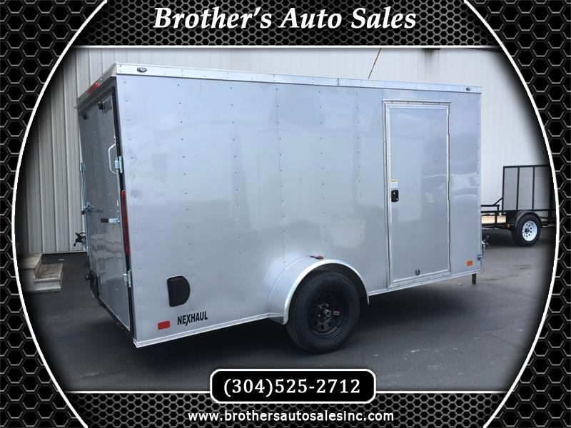 Nex Haul 6 x 12 Enclosed Trailer  2020