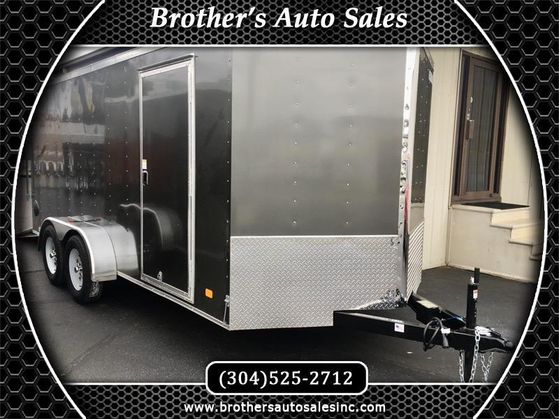 Nex Haul 7 x 16 Enclosed Trailer  2021