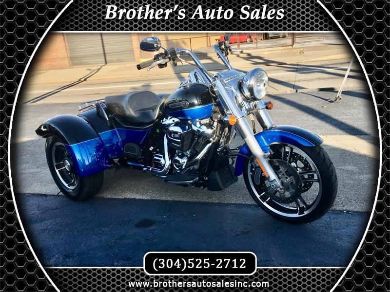 Harley-Davidson FLRT  2018