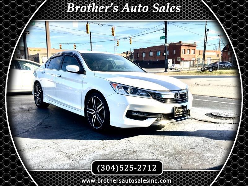 Honda Accord Sport CVT 2017