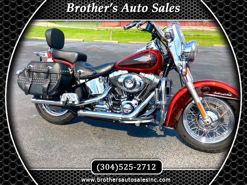 Harley-Davidson FLSTCI  2013