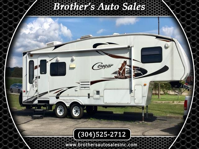 2010 Keystone Cougar 5th Wheel