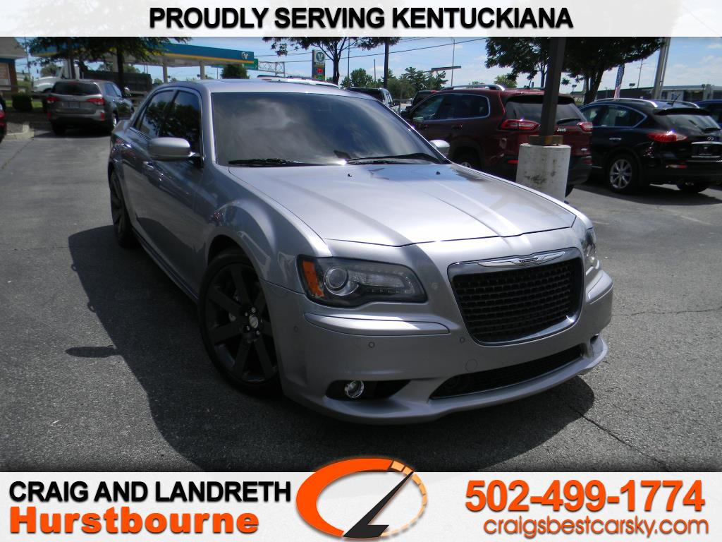 2013 Chrysler 300 4dr Sdn SRT8 RWD