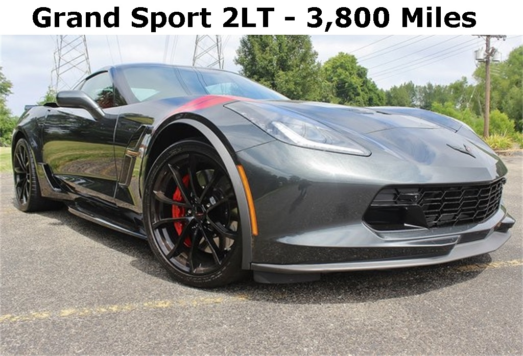 2019 Chevrolet Corvette Grand Sport Preferred w/2LT Coupe Auto