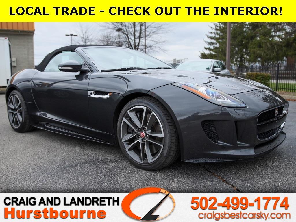 Jaguar F-Type Base Convertible 2016
