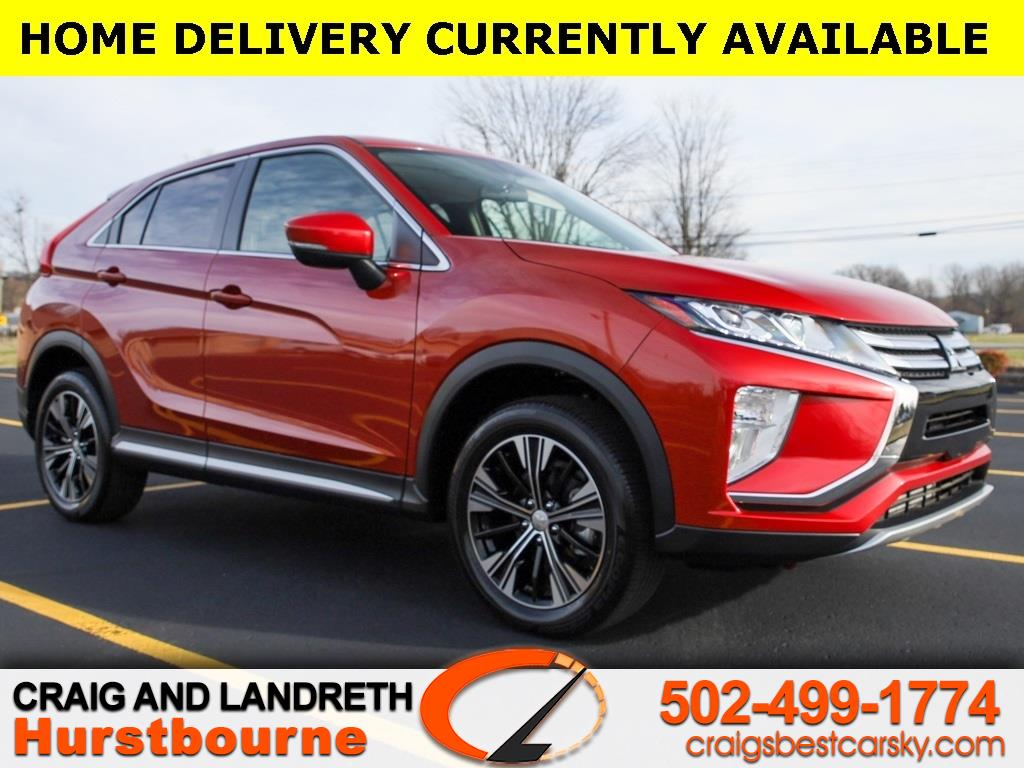 Mitsubishi Eclipse Cross SE AWD 2018