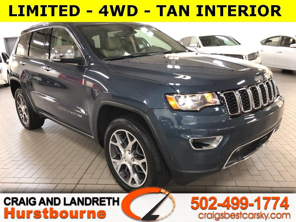 Jeep Grand Cherokee Limited 4WD 2020