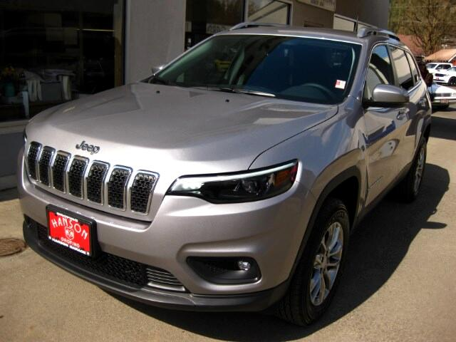 2019 Jeep Cherokee  for sale VIN: 1C4PJMLX1KD106559