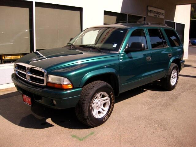 2002 Dodge Durango SLT 4WD
