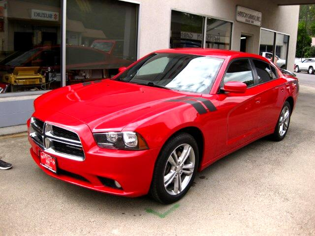 2012 Dodge Charger SXT AWD