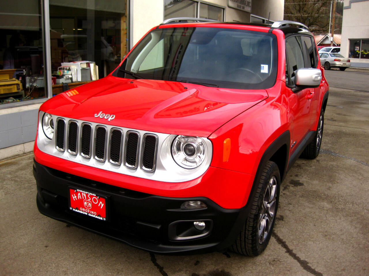 2018 Jeep Renegade Limited 4x4