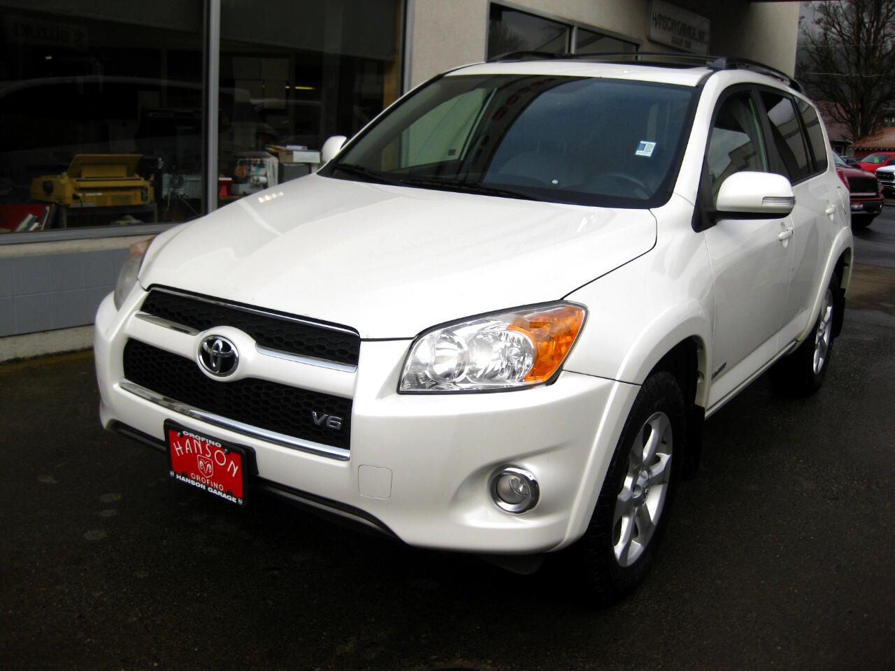 2009 Toyota RAV4 4WD 4dr V6 5-Spd AT Ltd (Natl)