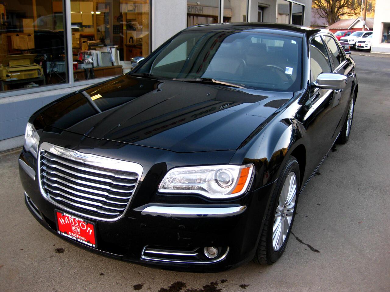 2012 Chrysler 300 4dr Sdn V8 300C AWD