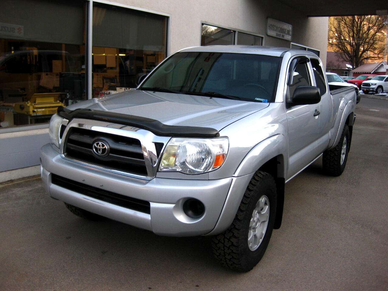 2010 Toyota Tacoma 4WD Access V6 MT (Natl)