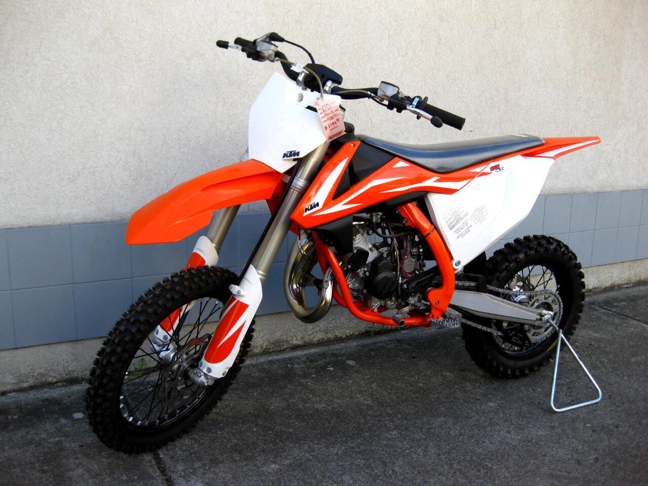 2019 KTM 65 SX