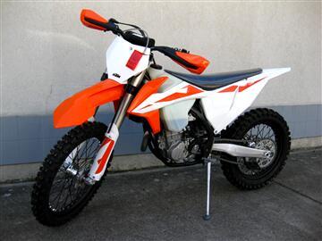 2019 KTM 450 XC-F