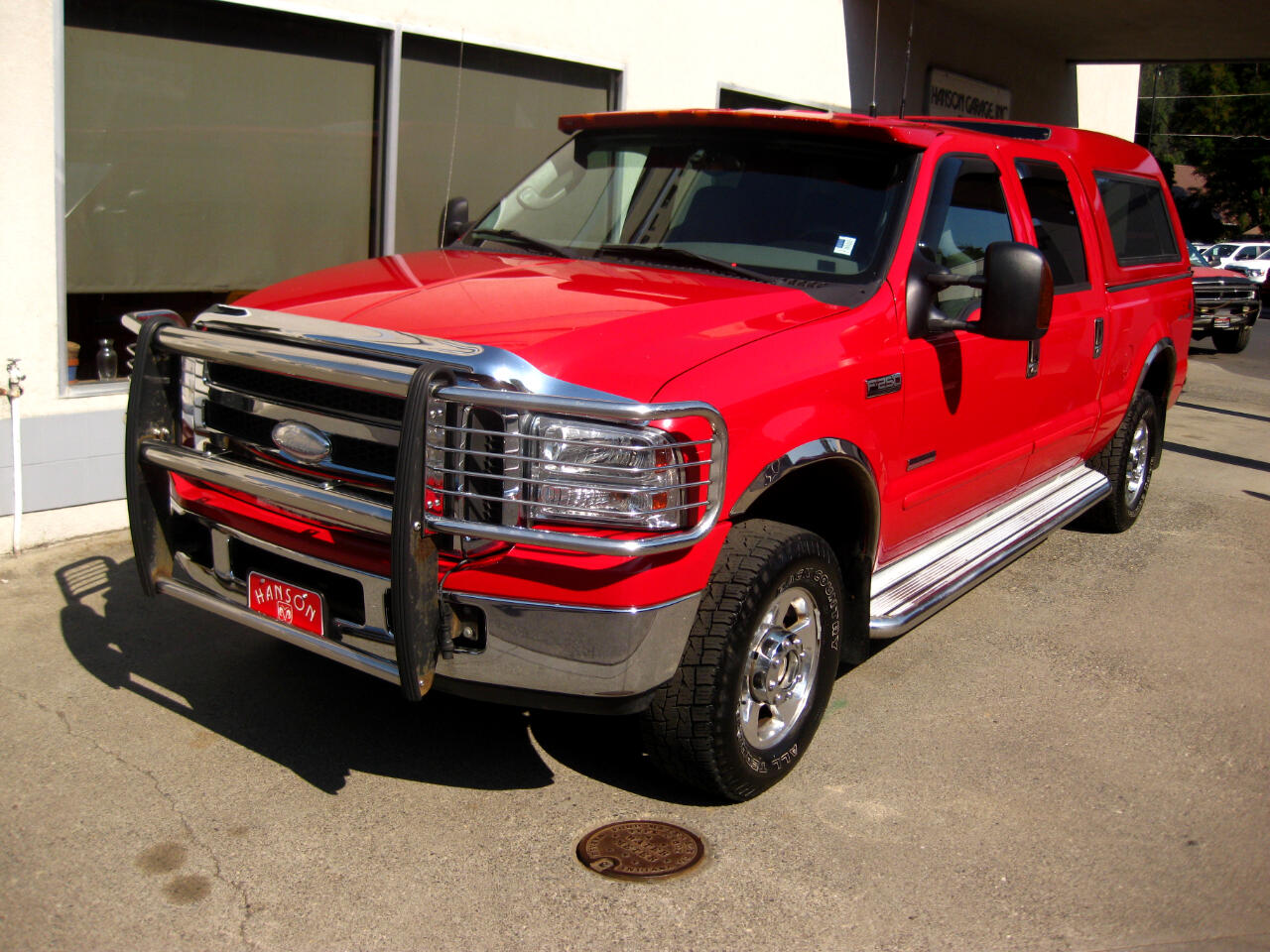 "2005 Ford Super Duty F-250 Crew Cab 156"" XLT 4WD"