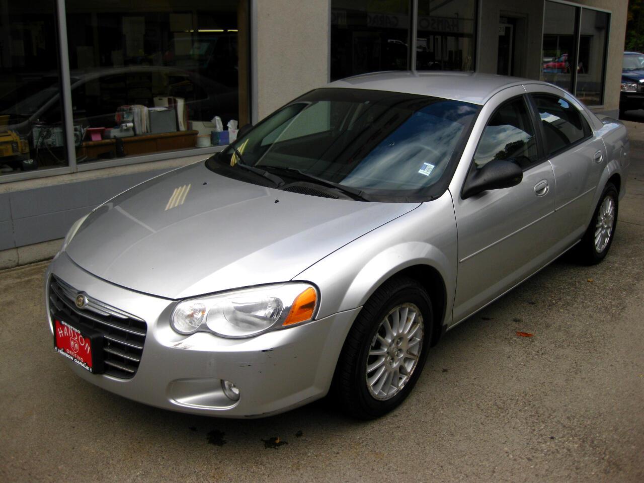 2004 Chrysler Sebring 2004 4dr Sdn LXi