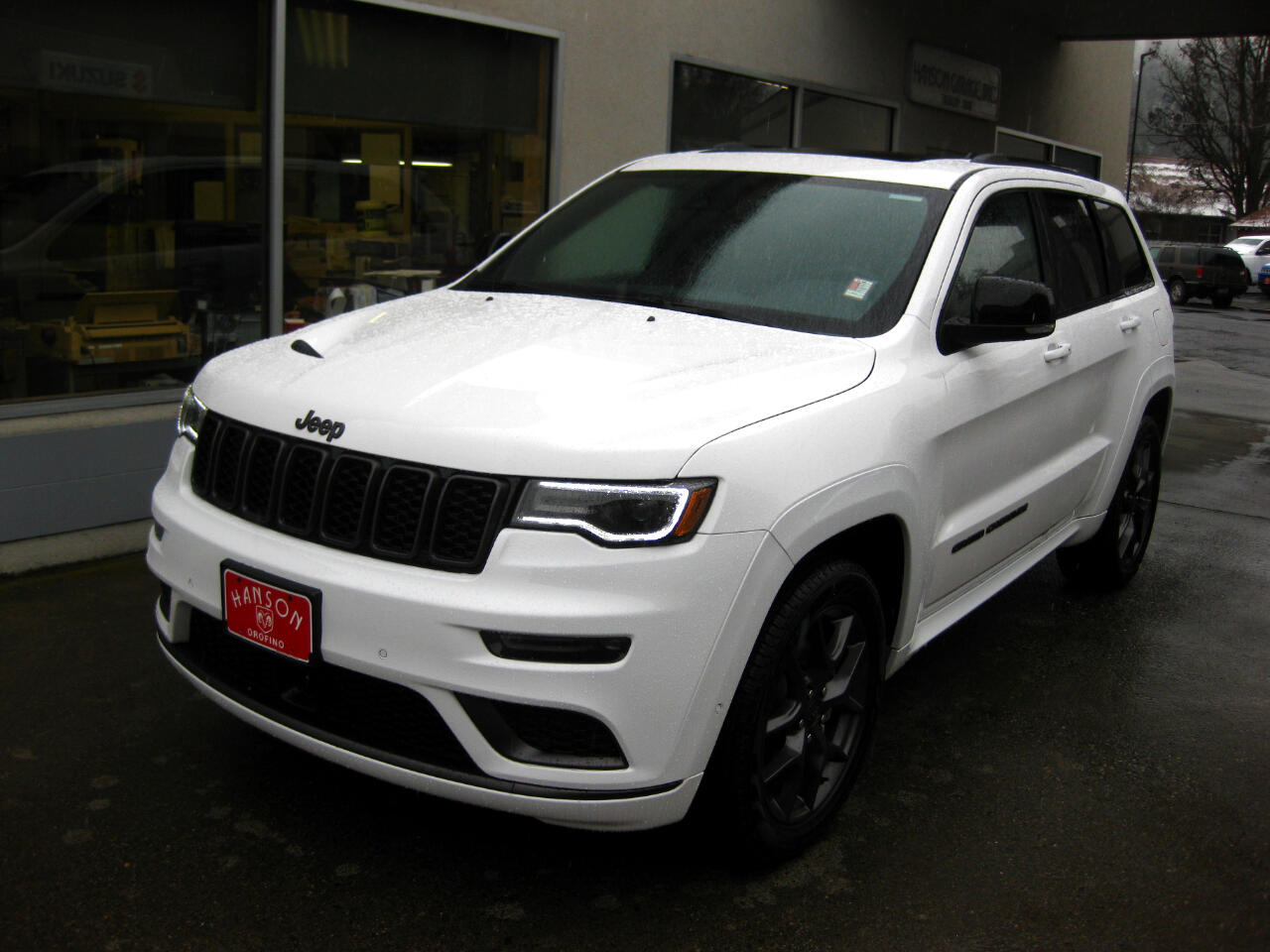 Jeep Grand Cherokee Limited X 4x4 2020