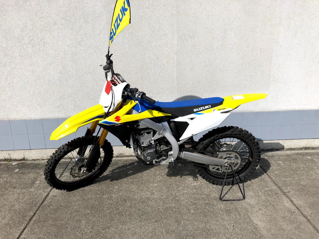 Suzuki RMZ-450  2018