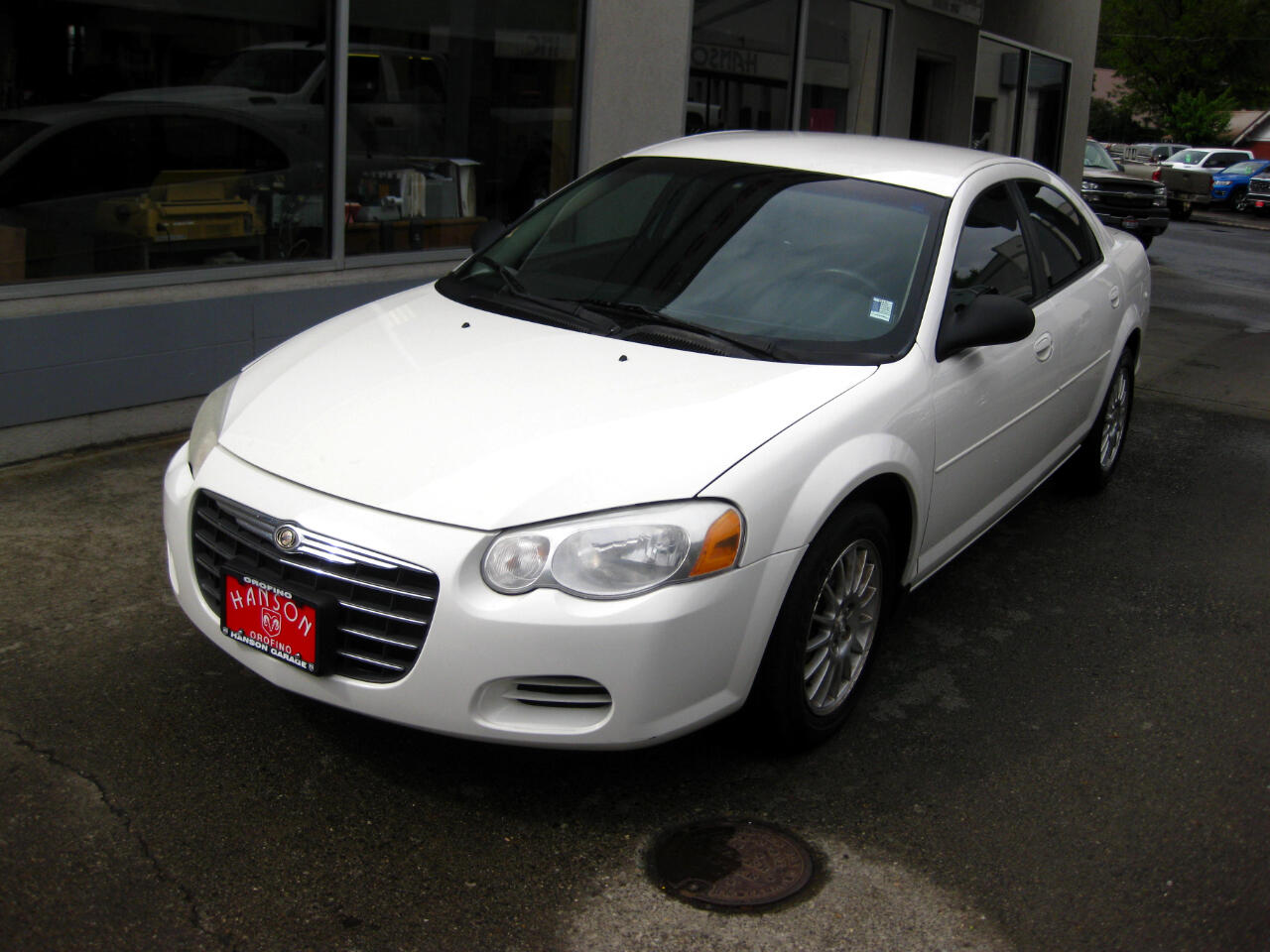 Chrysler Sebring 2004 4dr Sdn LX 2004