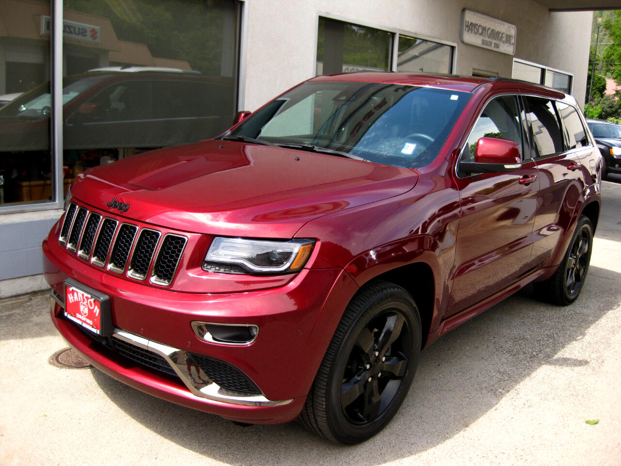 Jeep Grand Cherokee 4WD 4dr High Altitude 2016