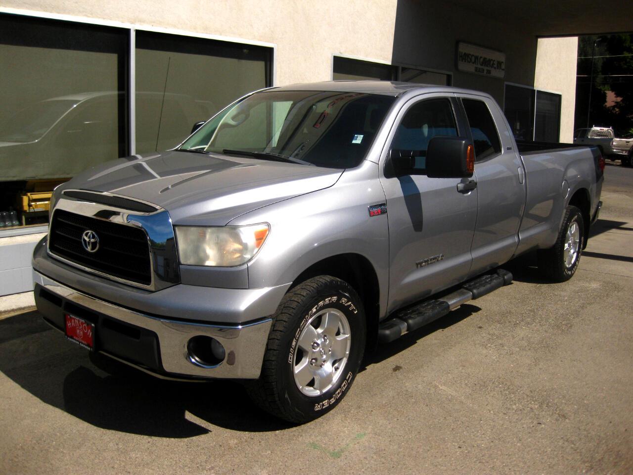 "Toyota Tundra 4WD Double 164.6"" 5.7L V8 SR5 (Natl 2007"