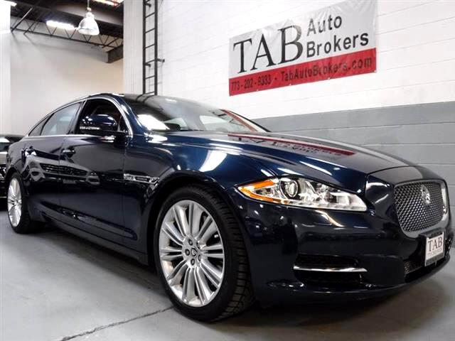 2013 Jaguar XJ-Series XJL Supercharged