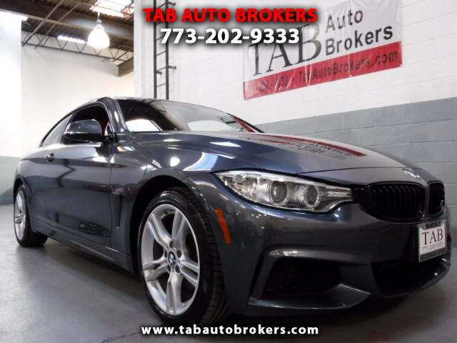 2015 BMW 4-Series 428i xDrive M Sport