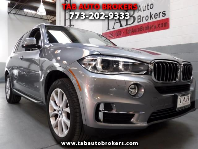 2015 BMW X5 xDrive35i Luxury