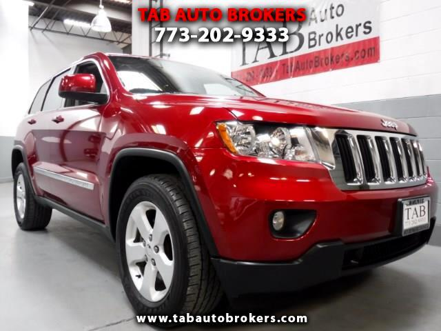 2013 Jeep Grand Cherokee Laredo 4WD