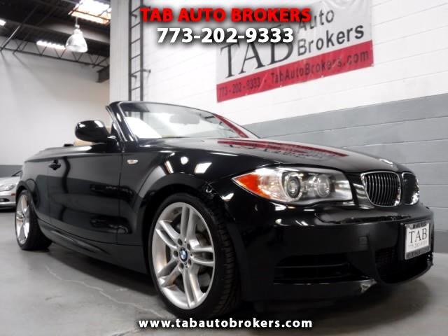 2011 BMW 1-Series 135i M Sport convertible