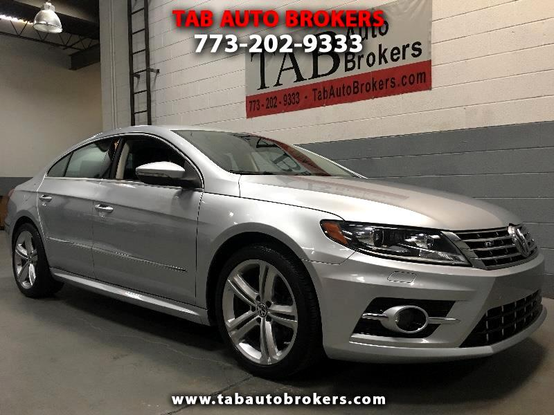 2014 Volkswagen CC R LINE SPORT w  Lighting  Package