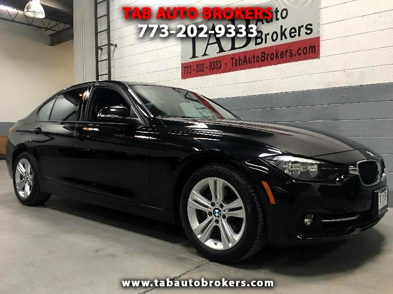 2016 BMW 3-Series 328i xDrive Sport